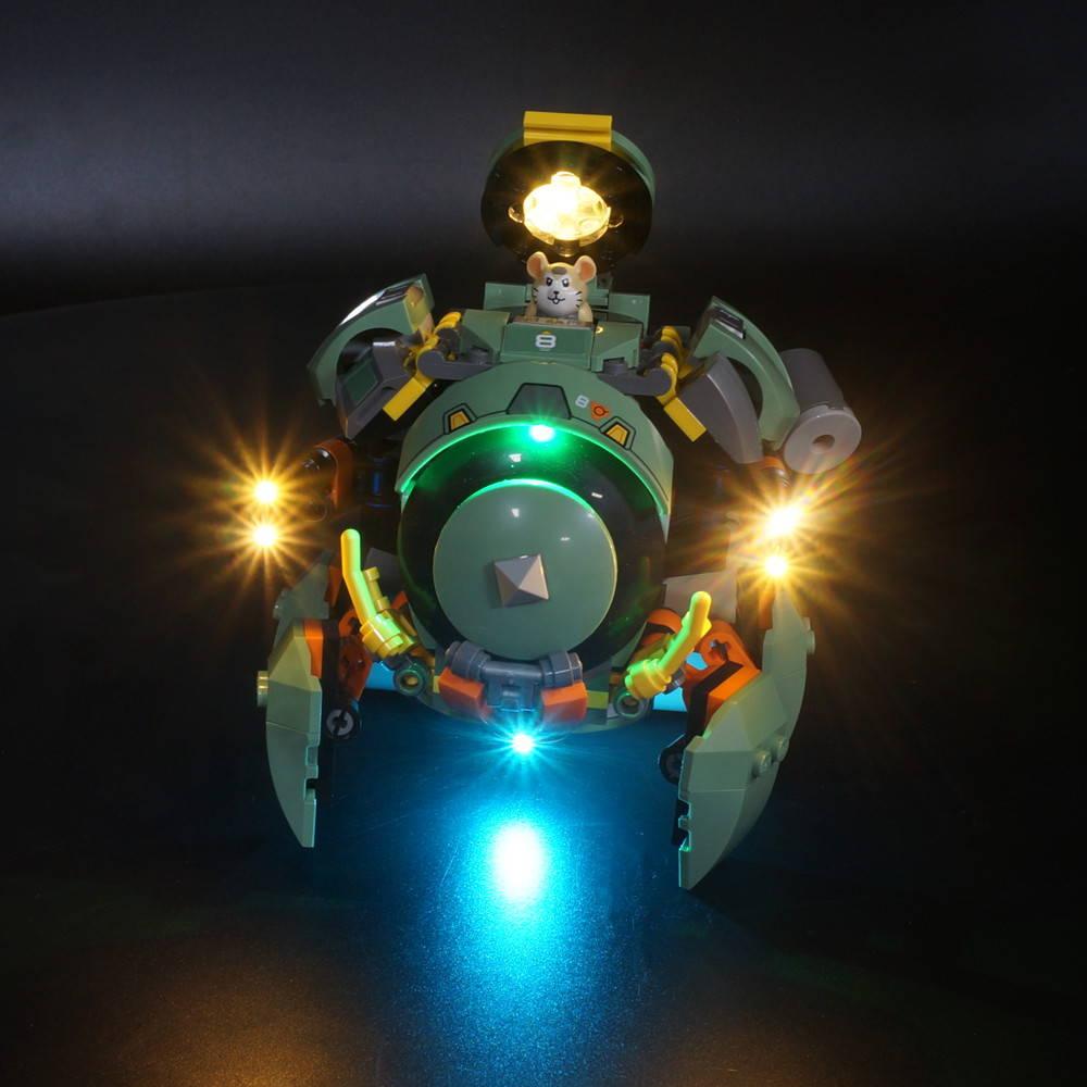 LEGO Wrecking Ball 75976 Light Kit