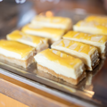 Hausgemachter Zitronenkuchen aus der 19grams Bakery