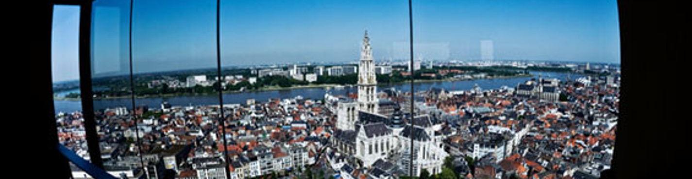 Откройте для себя другой Антверпен — обзорная экскурсия.