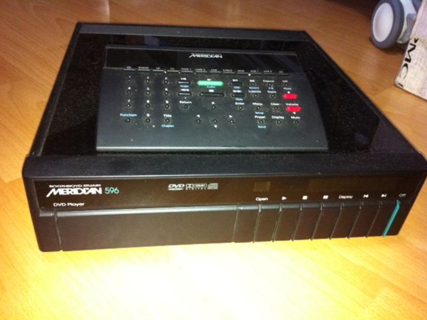 Meridian 596 DVD/CD/Transport 596 - 230V