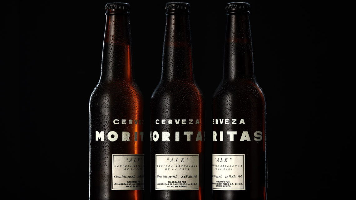 A Manual Silkscreen Process Gives Historic Morita's House Beers A Classic Look