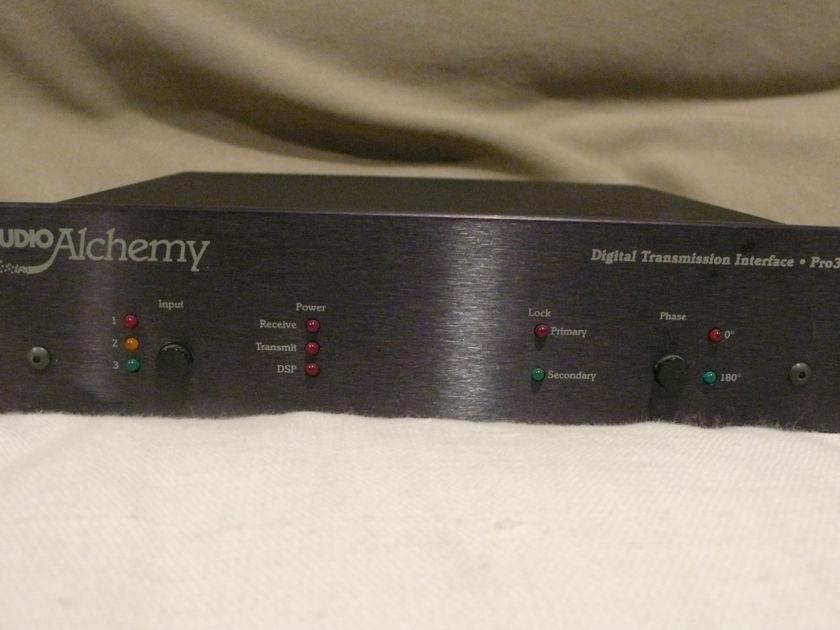 Audio Alchemy DTI Pro 32 with Power Station Four