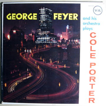 George Feyer And His Orchestra Plays Cole Porter