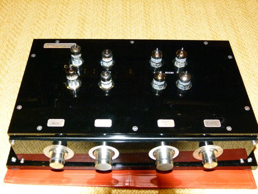 Doshi Audio Alaap v2.1 Full Function Tube Preamp