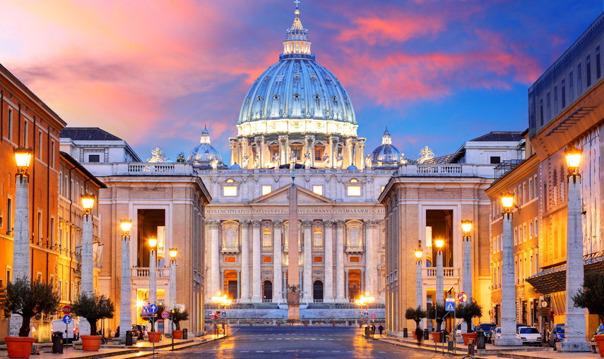 Вечный Рим (обзорная экскурсия)