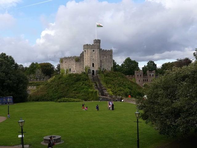 Cardiff Castle picture