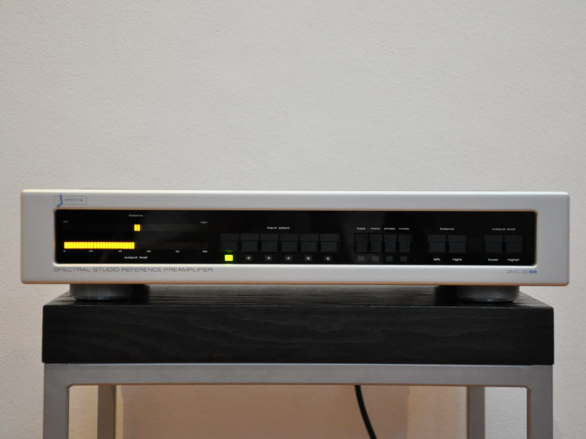 Spectral DMC-30SS from 2010! DMC-30SS Europe / 230V / 6990 euro