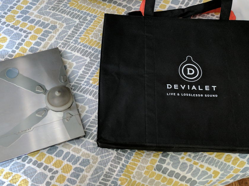 Devialet 120 State of the art Integrated w DAC and Phono
