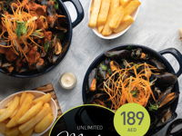 MOULES & FRITES image