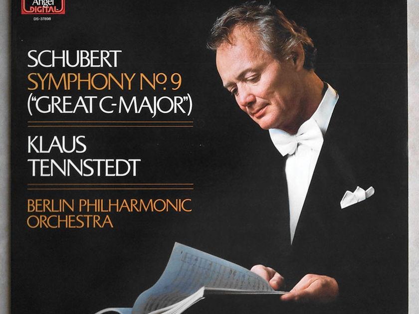 EMI Digital   TENNSTEDT/SCHUBERT - Symphony No. 9 The Great / NM