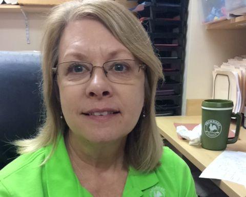 Mrs. Kimberly McCaslin , Support Staff