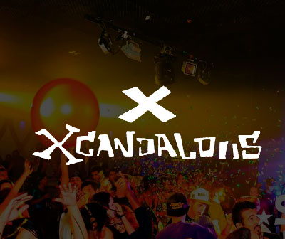 Xcandalous party in Swag club Ibiza, party calendar and tickets