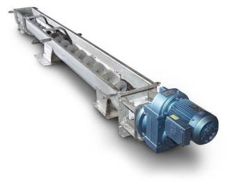 U bracket conveyor