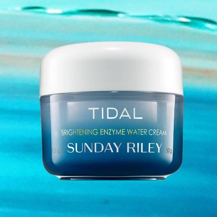 SUNDAY RILEY Tidal Brightening Enzyme Water Cream, 50g