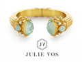 Byzantine Hinge Cuff from the Julie Vos Collection