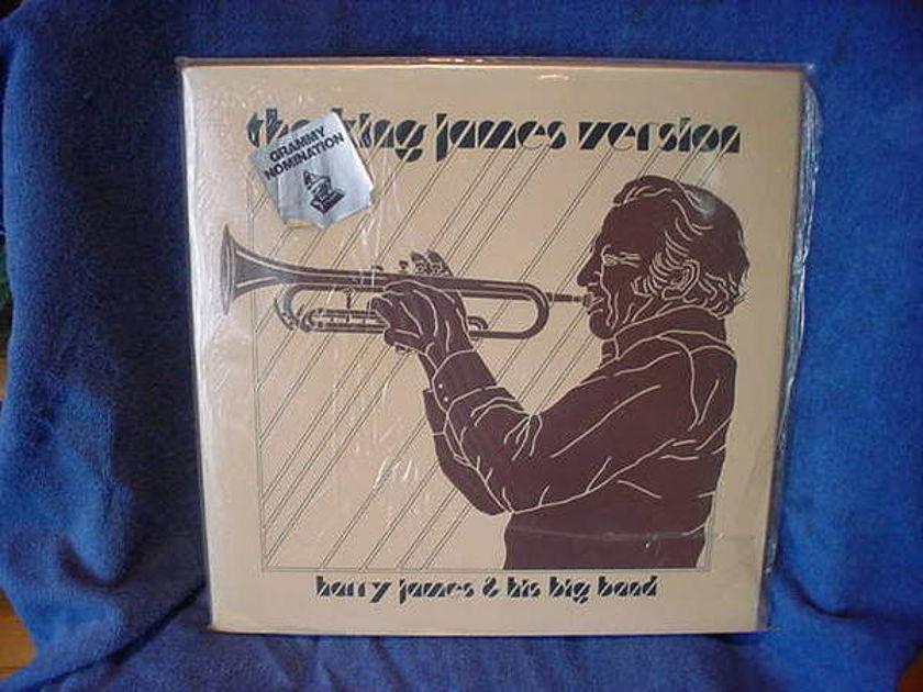 Harry James - King James Version sheffield labs 3 / 1974 usa