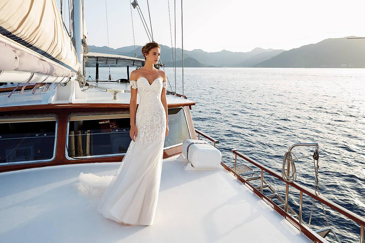 EDDY K WEDDING DRESS REGINA