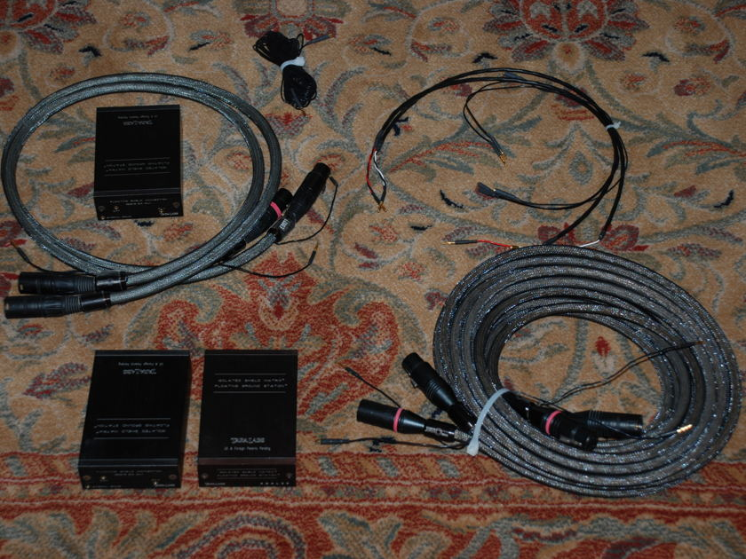 Tara Labs The One  5mtr & 1 mtr With ism stations