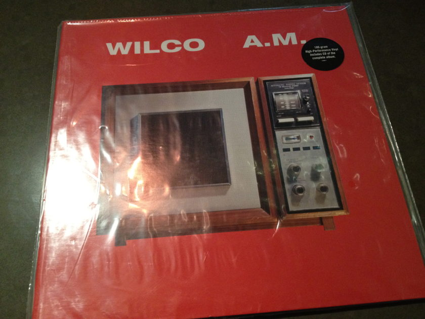 WILCO - A.M. LP SEALED