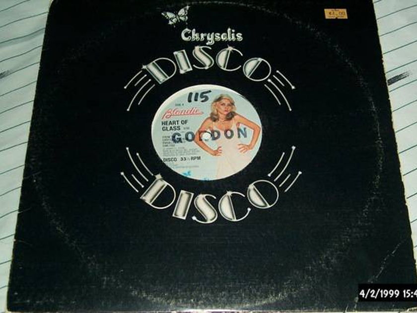 Blondie - Heart Of Glass disco 12 inch single