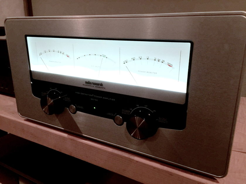 Audio Research GS150 The Best Sounding ARC Amplifier