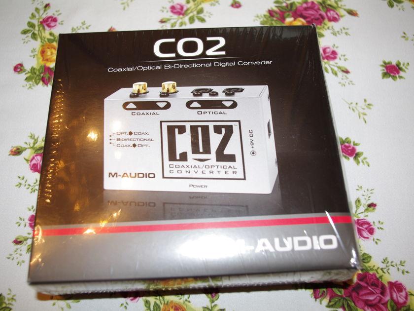M-Audio CO2 Convert Digital Signal