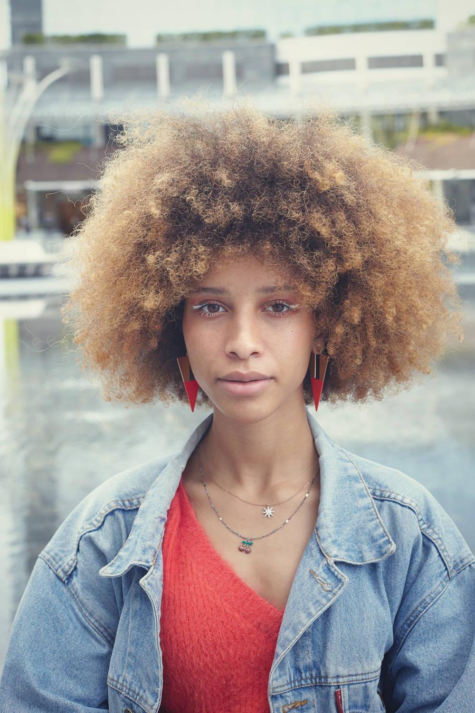 Bronde hair example