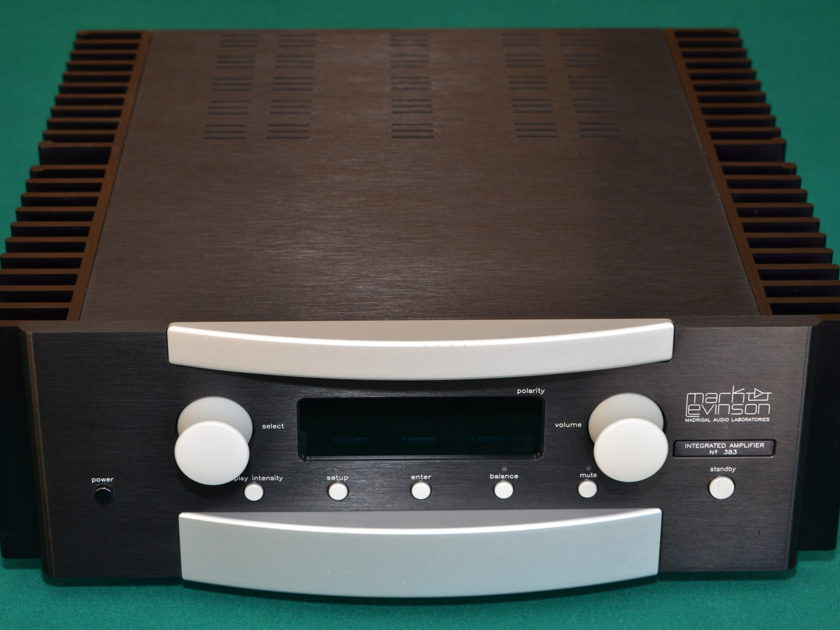 Mark Levinson 383 Integrated Amplifier