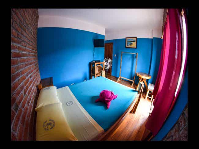 Hotel Galería Hurvínek-Montañita