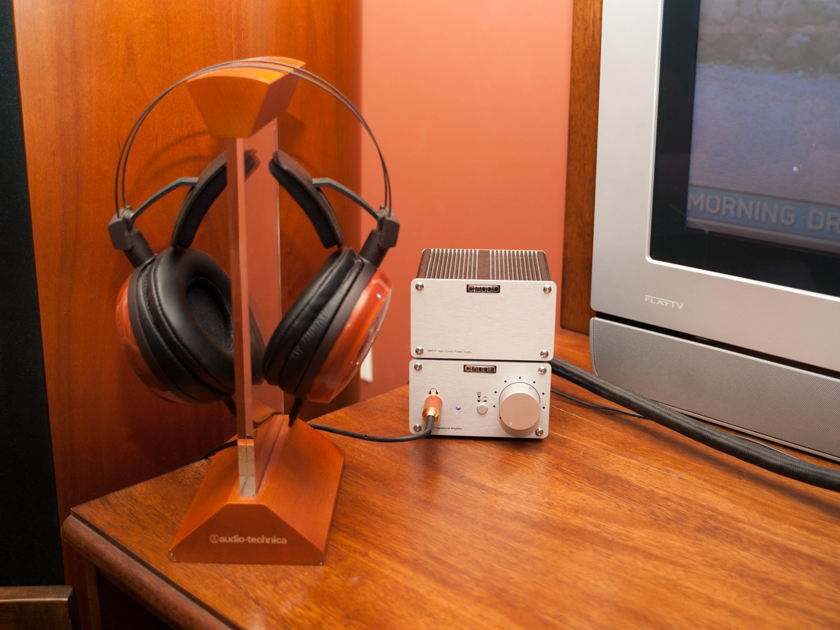 Audio-Technica Headphones ATH W-1000X With Stand