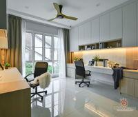 hnc-concept-design-sdn-bhd-modern-malaysia-selangor-study-room-interior-design