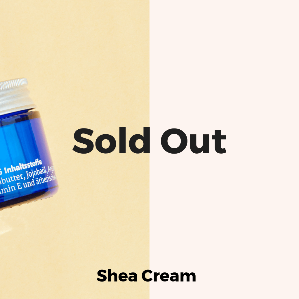 Five Shea Cream Sold Out