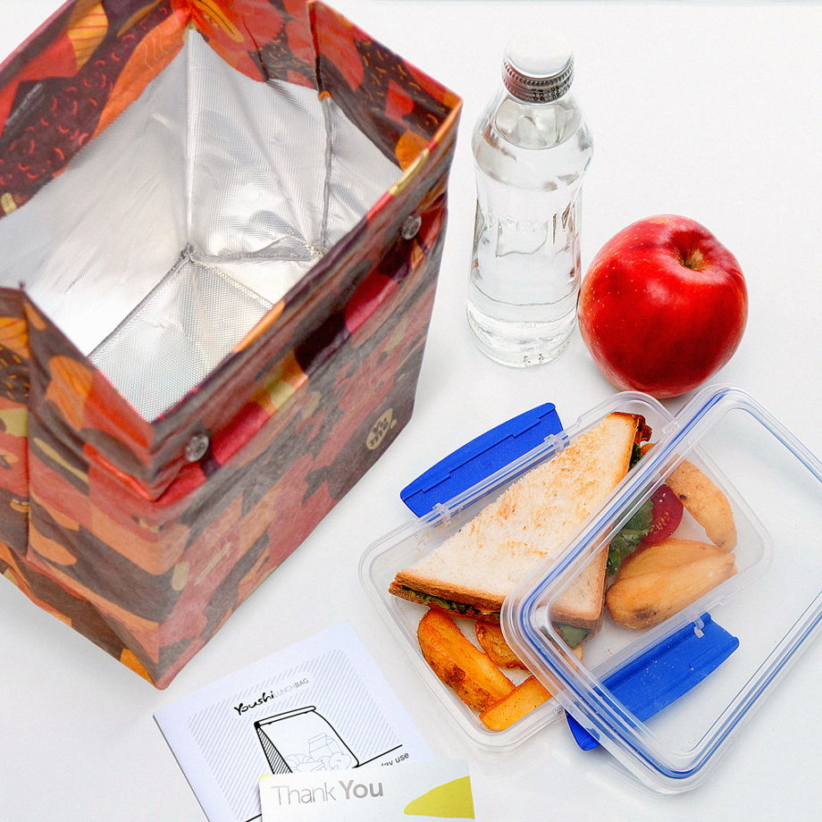 """Термосумка Youshi Lunch Bag """"Sweet Smiles"""" от YuMe"""