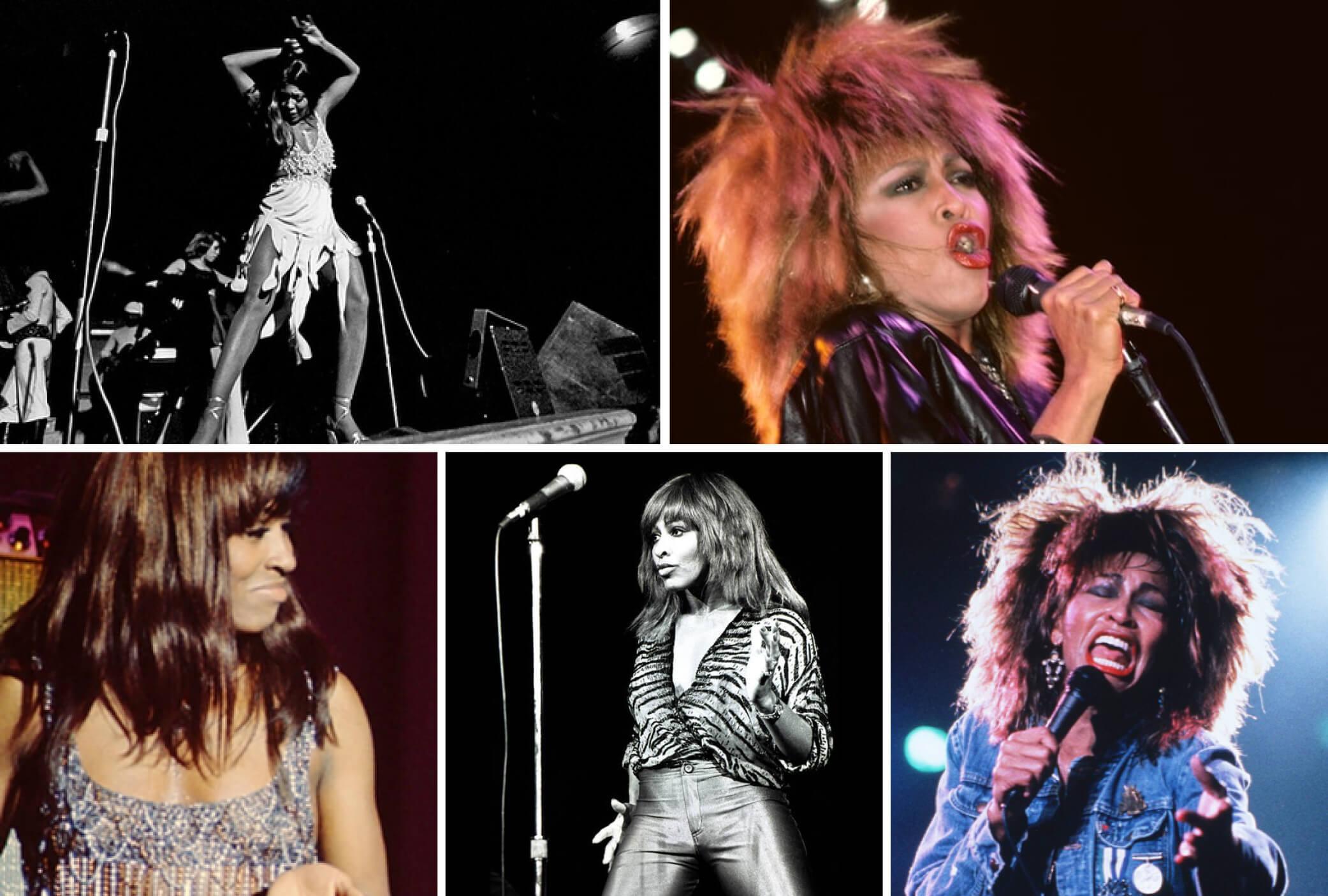 tina turner iconic wigs