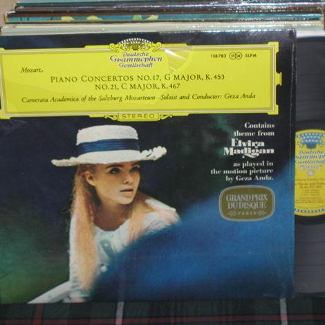 """Geza Anda/CAotSM Mozart Ctos 17/21 """"Elvira Madigan"""""""