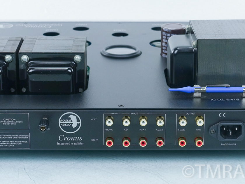 Rogue Audio Cronus Magnum 2 Tube Integrated Amplifier (8960)
