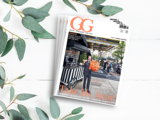 The new GG Magazine brings out the travel bug
