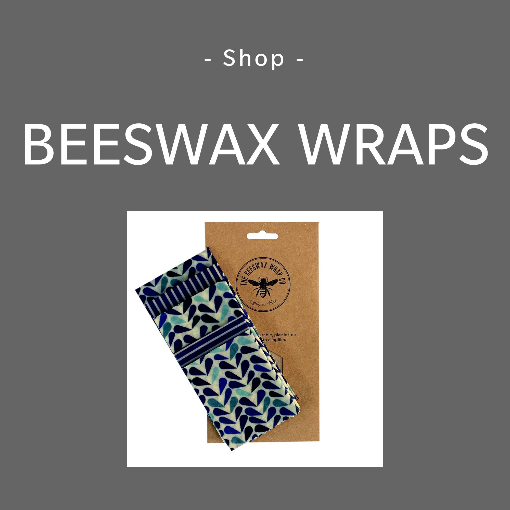 Beeswax wraps brand page