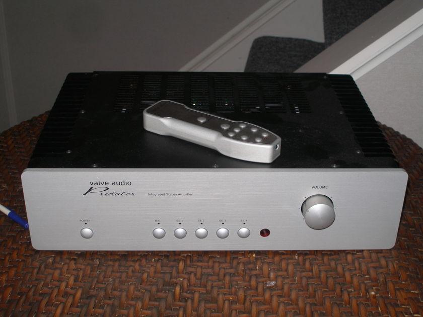 Valve Audio   Predator Hybrid Integrated