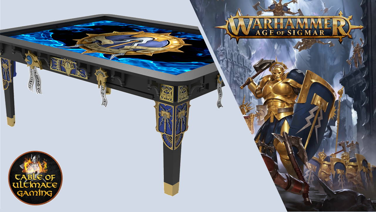 warhammer table of ultimate gaming