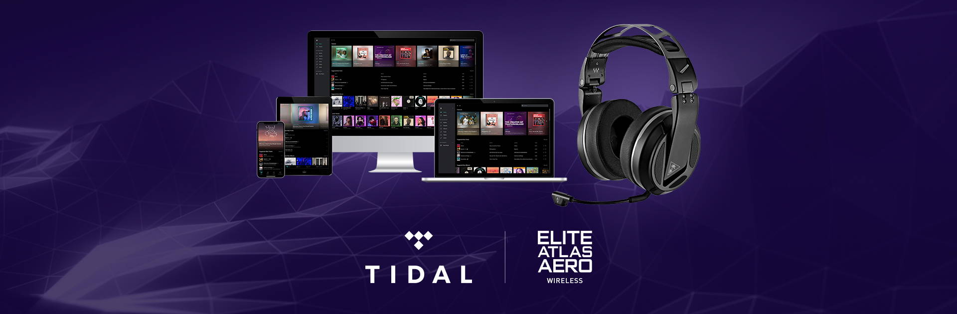 TIDAL OFFER ATLAS AERO