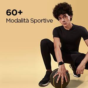 Amazfit Bip U Pro - 60+ Modalltà Sportive