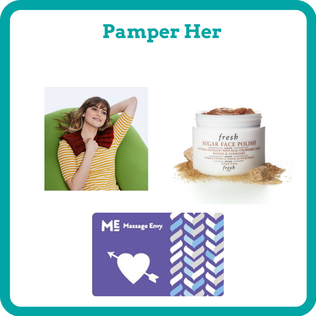 holiday gift ideas for new mom christmas present baby pamper