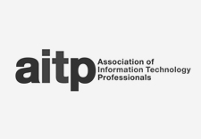 Logo for Association for Information Technology Professionals Meeting