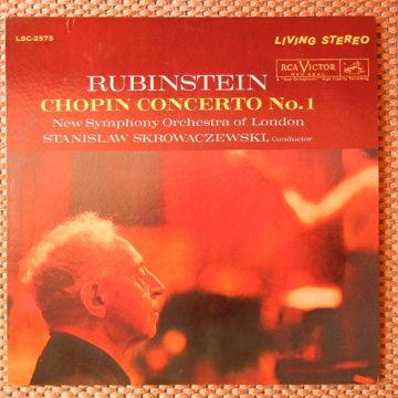 Concerto No. 1 Rubinstein