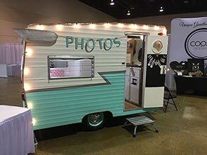 Atlanta Photo Camper Photo Booth for Weddings