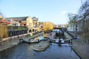 The Camden Town Secret Bike Tour with Cannelle