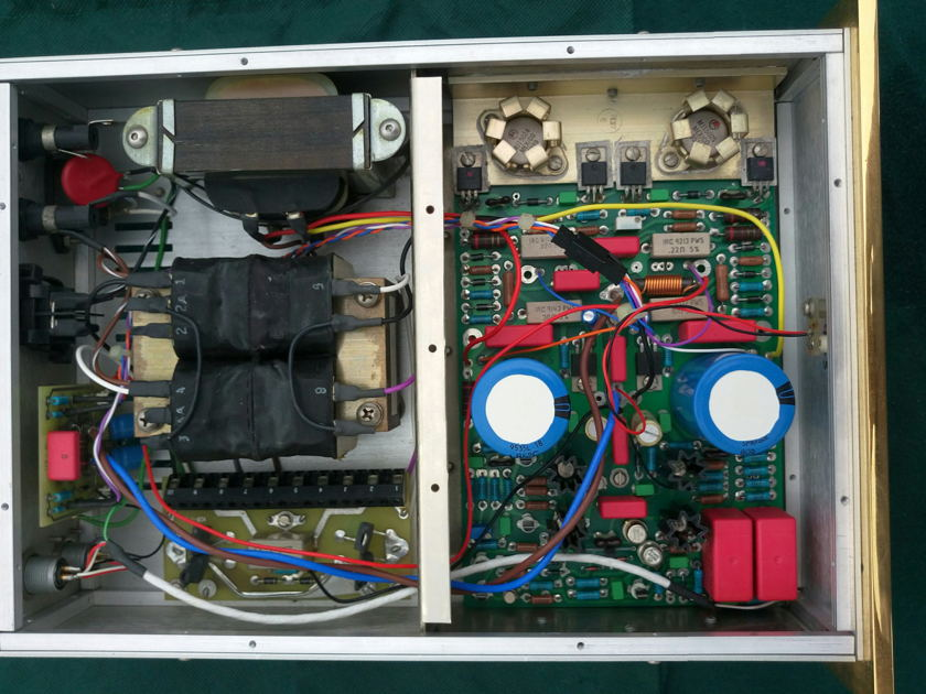 Cello Encore 50 power amplifier