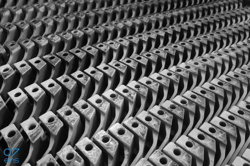 07Eins / Production Services - PDE Corpus Holder Pump DUESE element