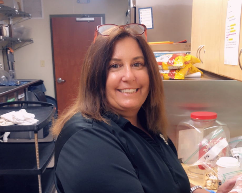 Mrs. Gilson , Chef